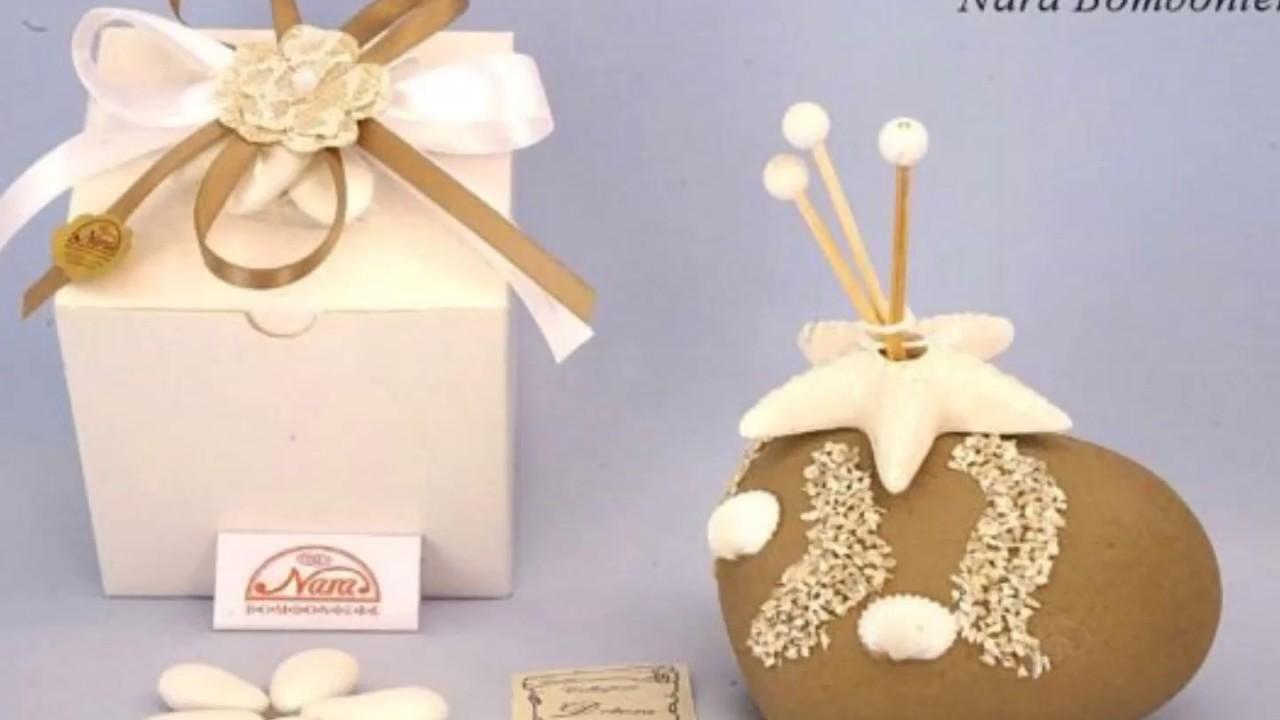 Bomboniere Matrimonio Natalizio : Bomboniere matrimonio youtube