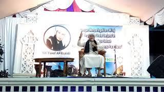 Download lagu Kh Yusuf Al Hamidi saat bercerama menggemparkan warga Sindang Barang Loji MP3