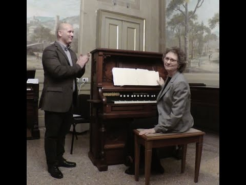 New Harmonium Music Artis Wodehouse Part 2 Cremona Harmonium Conference