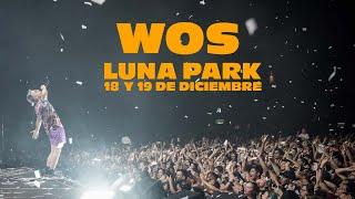 WOS - LUNA PARK (Registro Inédito)