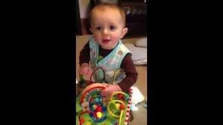 Singing Sawyer - 10 Months Old