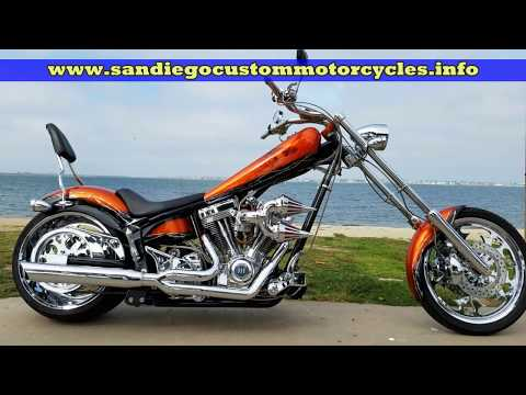 San Diego County motorcycle rides