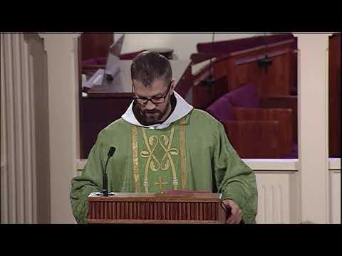 Daily Catholic Mass - 2018-11-20 - Fr. Paschal
