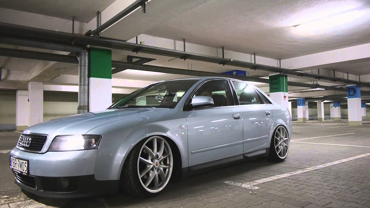 dzekson 39 s bagged audi a4 b6 airride youtube. Black Bedroom Furniture Sets. Home Design Ideas