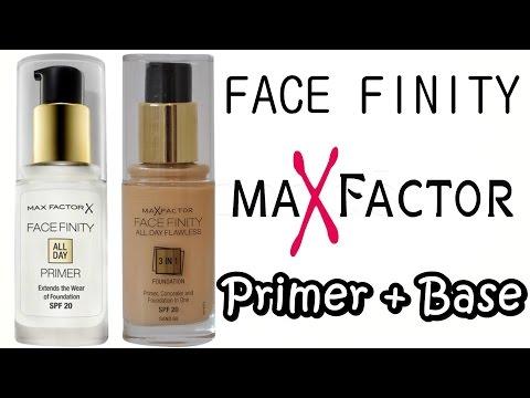 Face Finity Max Factor (Primer + Base de maquillaje 3 in 1) MEJOR BASE PARA PIEL GRASA/ Kalipodecola