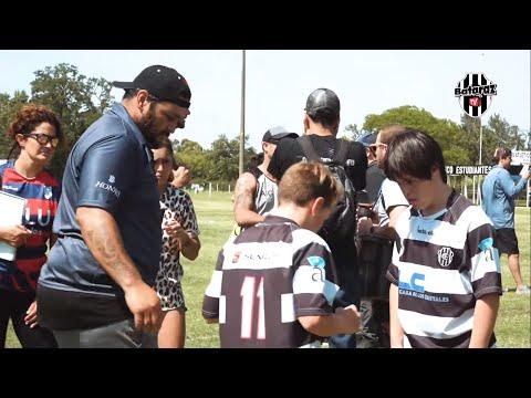 Rugby: Piri Weepu Y Chris Jack En El CAE