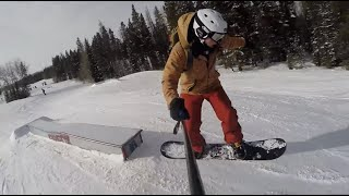 GoPro: SAE Ski Trip 2014 - The Road to Breck HD