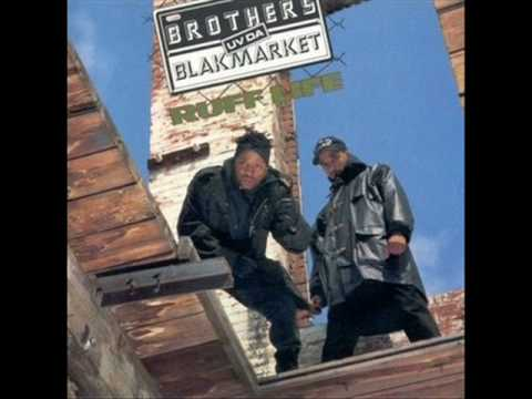 Brothers Uv Da Blakmarket - I Love Loosey's