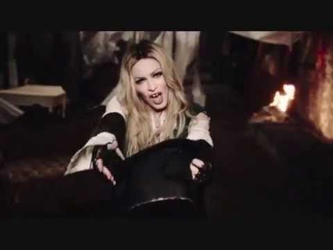 Madonna-Devil Pray (Music Video)