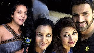 Sneha Sahay Excited At BEST FRIEND Divyanka and Vivek's RECEPTION PARTY | Exclusive Interview