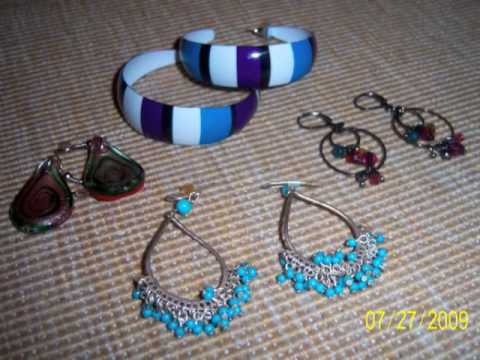My Jewelry Collection: Organize Your Jewelry