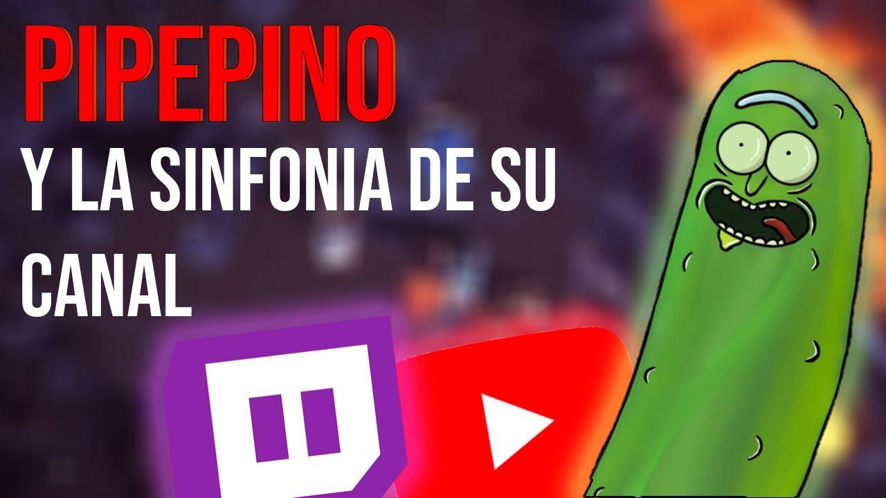 Pipepino Y LA SINFONÍA DE SU CANAL