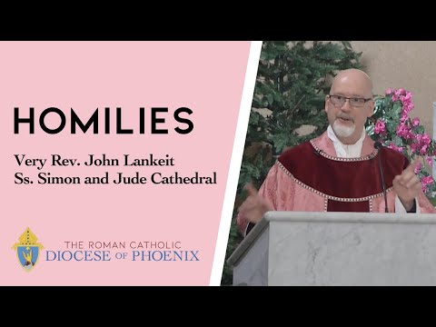 Fr. Lankeit's Homily for Dec. 15, 2019 — Third Sunday of Advent