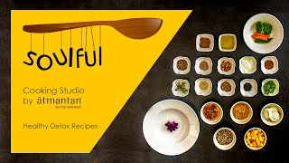 Atmantan introduces the much awaited cooking channel 'soulful spoon'. subscribe now to get access award winning spa cuisine, & therapeutically healing rec...