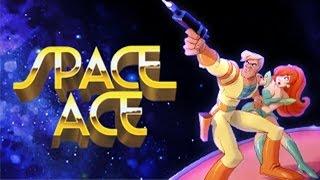 *RARE* Space Ace - E1-E6