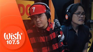 "Gloc-9 (ft. Ebe Dancel) performs ""Sirena"" LIVE on Wish 107.5 Bus"