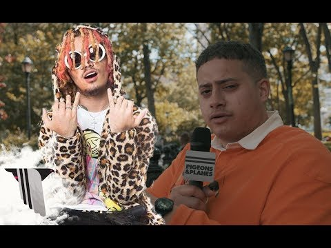 New Yorkers React to Lil Pump | Angelito in the Streets