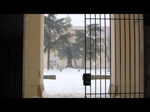 Winter at Campus Vienna