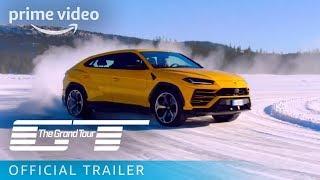 The Grand Tour Season 3 - Official Trailer | Prime Video