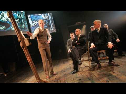 Behind the Canvas: The Pitmen Painters at MTC