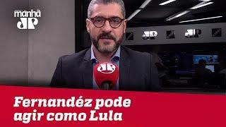 Bruno Garschagen: Fernandéz pode agir como Lula se vencer as eleições