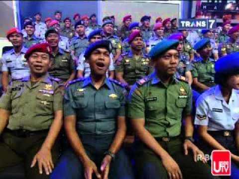 BUKAN EMPAT MATA trans7 ( Dirgahayu TNI Ke-70 ) 5 Oktober 2015