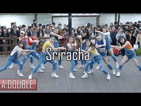 A.DOUBLE (ALiEN Dance Studio)버스킹 | Sriracha 스리라차 Marteen 마틴 | Filmed by lEtudel