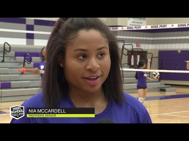 Ridge Point Volleyball - Team of the Week