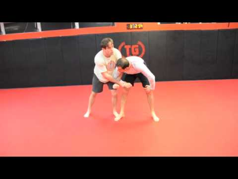 MMA Gyms New Jersey  Russian 2 On 1 Takedown To The Back