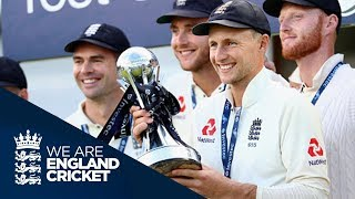 Anderson Claims Career Best Figures To Wrap Up Series - England v West Indies 3rd Test Day 3 2017