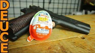 American Kinder Egg!