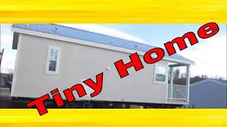 Manufactured  Small Tiny Homes 16x40 Vicksburg Mississippi 2019