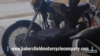 Bakersfield Motorcycle Company British Bikes