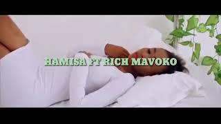 Hamisa mobeto ft rich mavoko -simwachi(official music video)