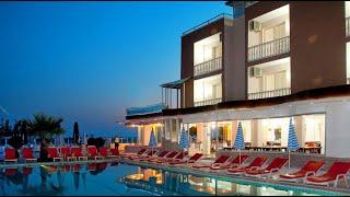 Dogan Beach Resort Spa 3 отель Доган Бич Резорт Кушадасы Турция обзор отеля территория