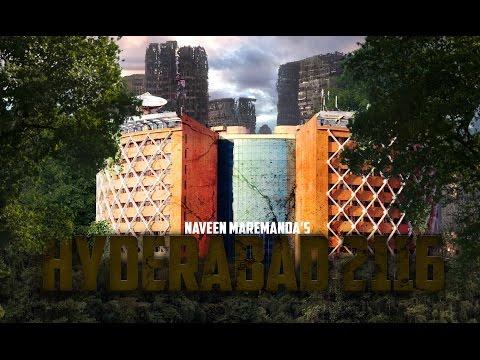 Hyderabad 2116 AD - Telugu Short film Trailer
