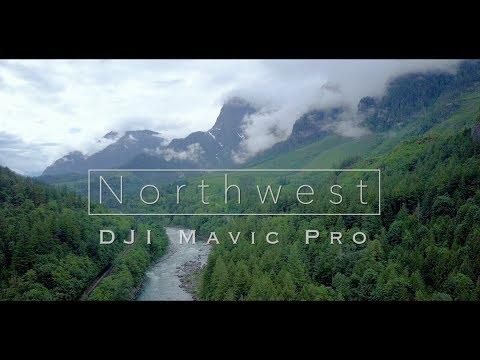 Northwest | DJI Mavic Pro 4k
