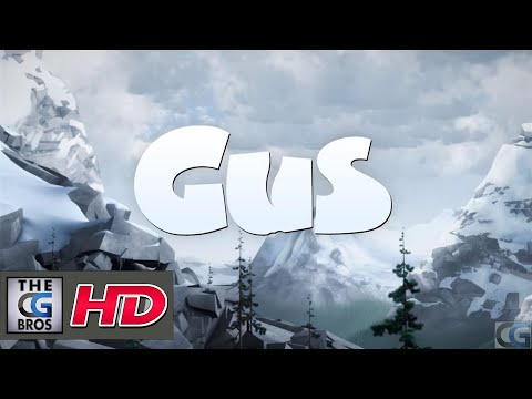 "CGI 3D Animated Shorts: ""Gus"" - by Honeydew Studios"