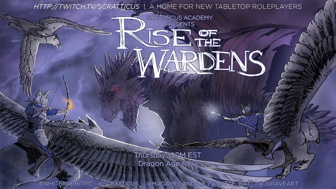 Rise of the Wardens