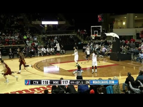 Highlights: John Holland (27 points)  vs. the Red Claws, 4/7/2016