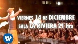 MACACO - Concierto La Riviera (Teaser 1)