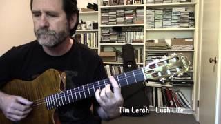 Tim Lerch - Lush Life