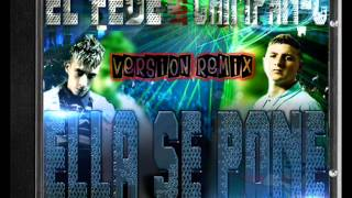 Download Chimpan-C Ft El Fede - Ella Se Pone  (Version Remix Batuke) MP3 song and Music Video
