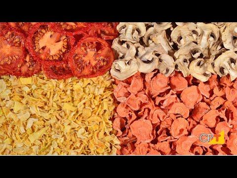 Clique e veja o vídeo Curso Como Montar e Operar uma Pequena Fábrica de Vegetais Desidratados