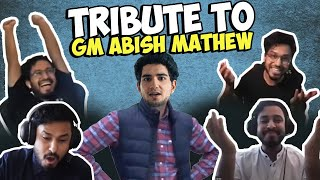GM ABISH MATHEW - THE NAME IS ENOUGH