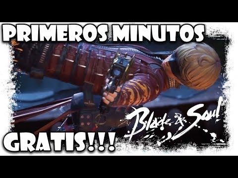 Primeros Minutos Gunslinger | Blade and Soul | Gameplay Español | Varolete