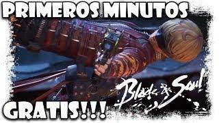 Primeros Minutos Gunslinger | Blade and Soul | Gameplay Español | Varolete