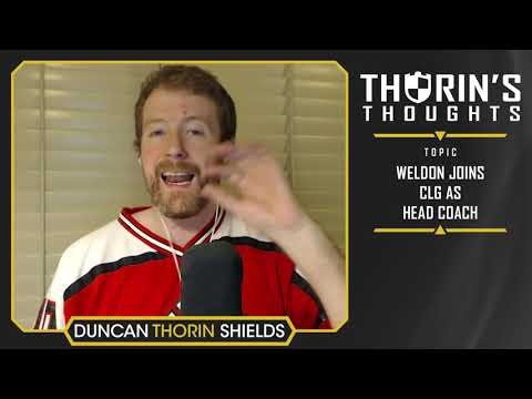 Thorin's Thoughts - Weldon Joins CLG as Head Coach (LoL)