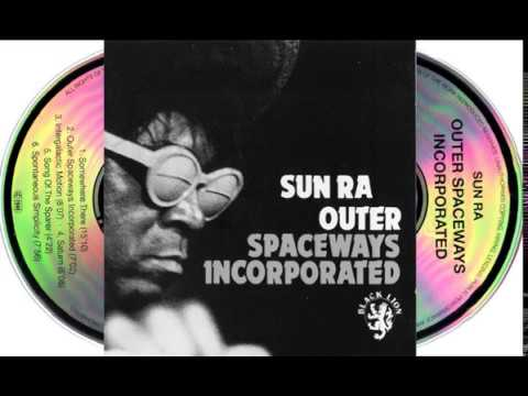 SUN RA  -  Somewhere There  (1968 audio)