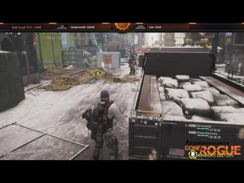 The Division - Testing the Chat link cable (FINALLY) let know RE sound please
